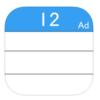 文字起こしに便利な、文字数をカウントするアプリ『カウントメモ』がグッとくる!